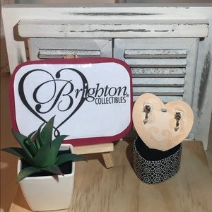 NEW ~ Brighton - Diana Pearl Post Earrings